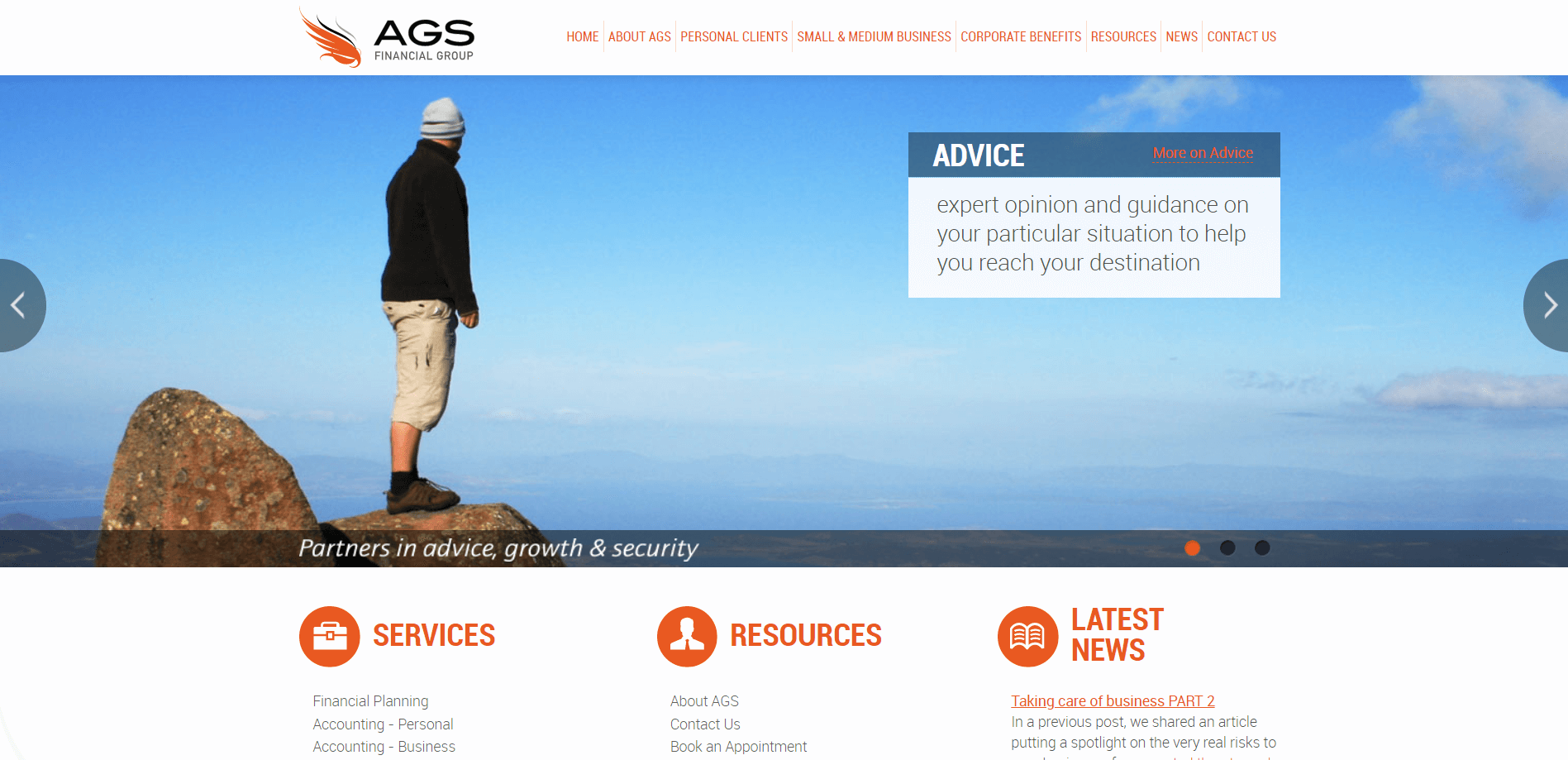 ags financial group