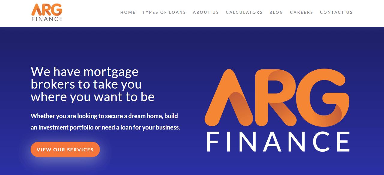 arg finance