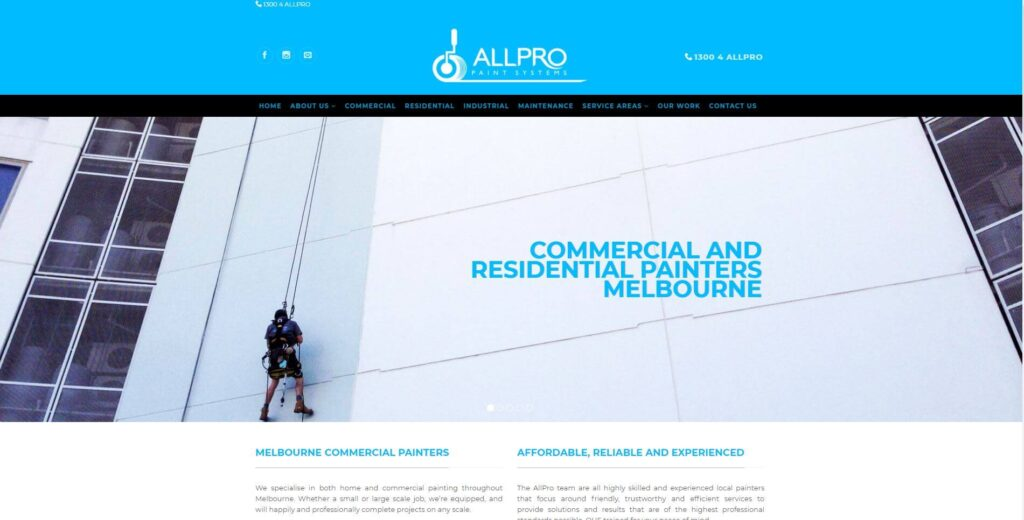 all pro paint systems