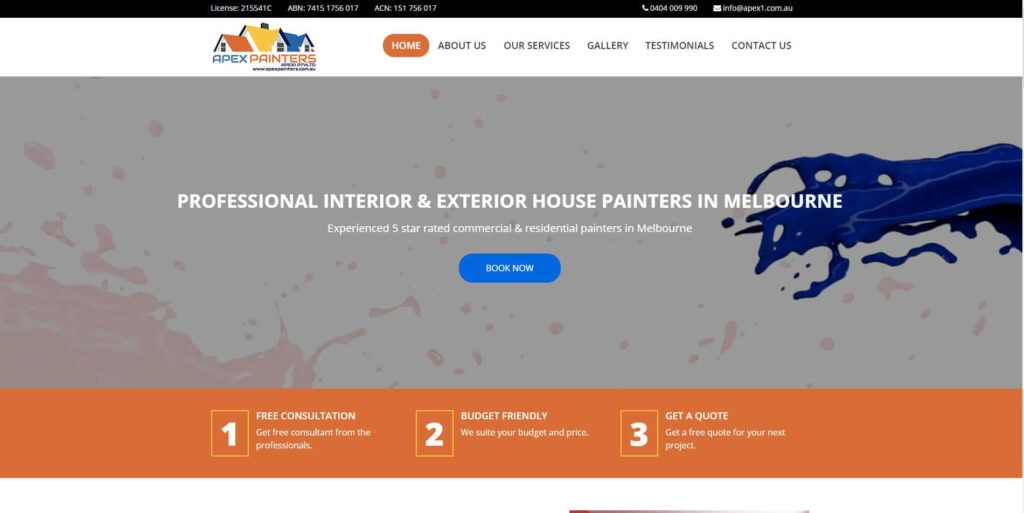 apex painters