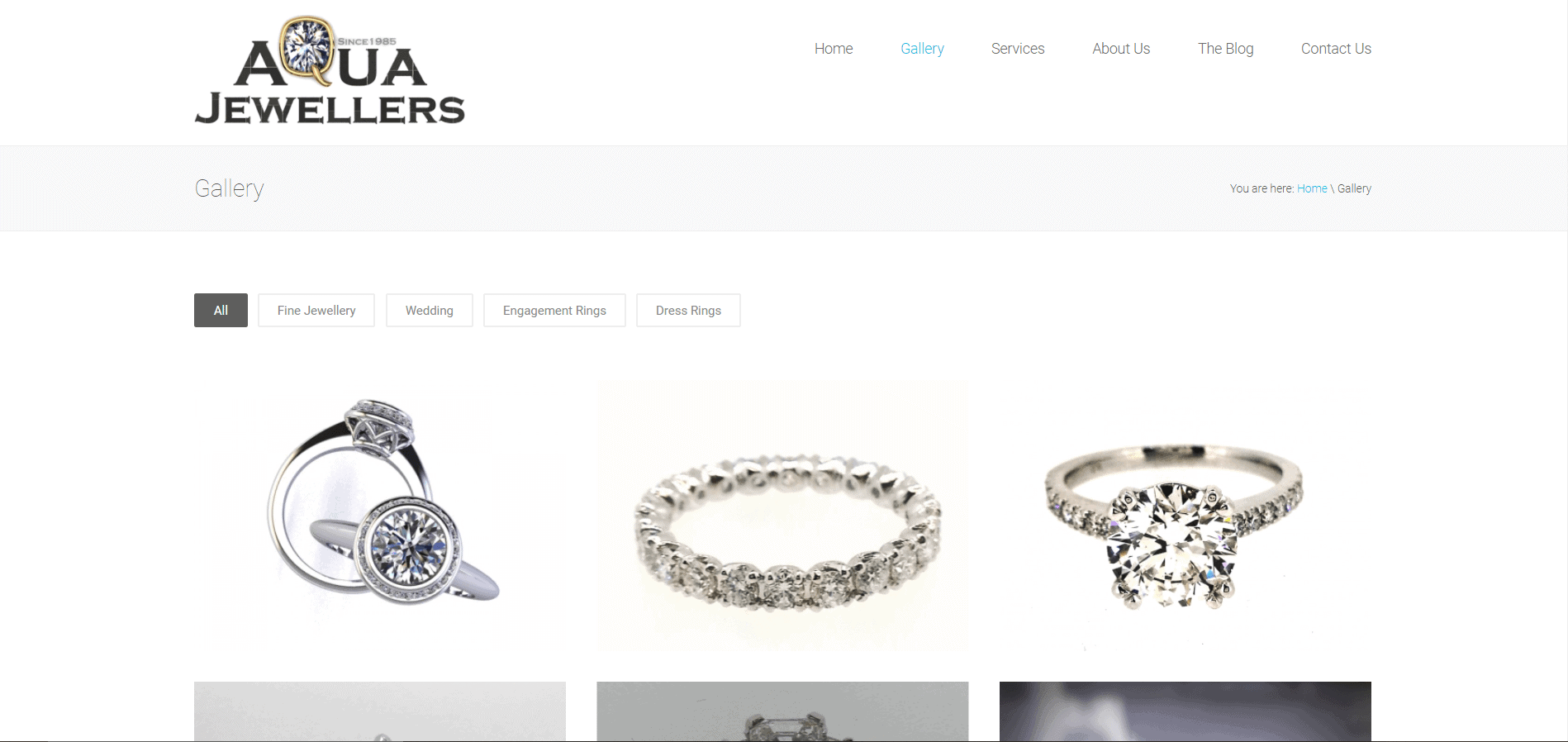 aqua jewellers