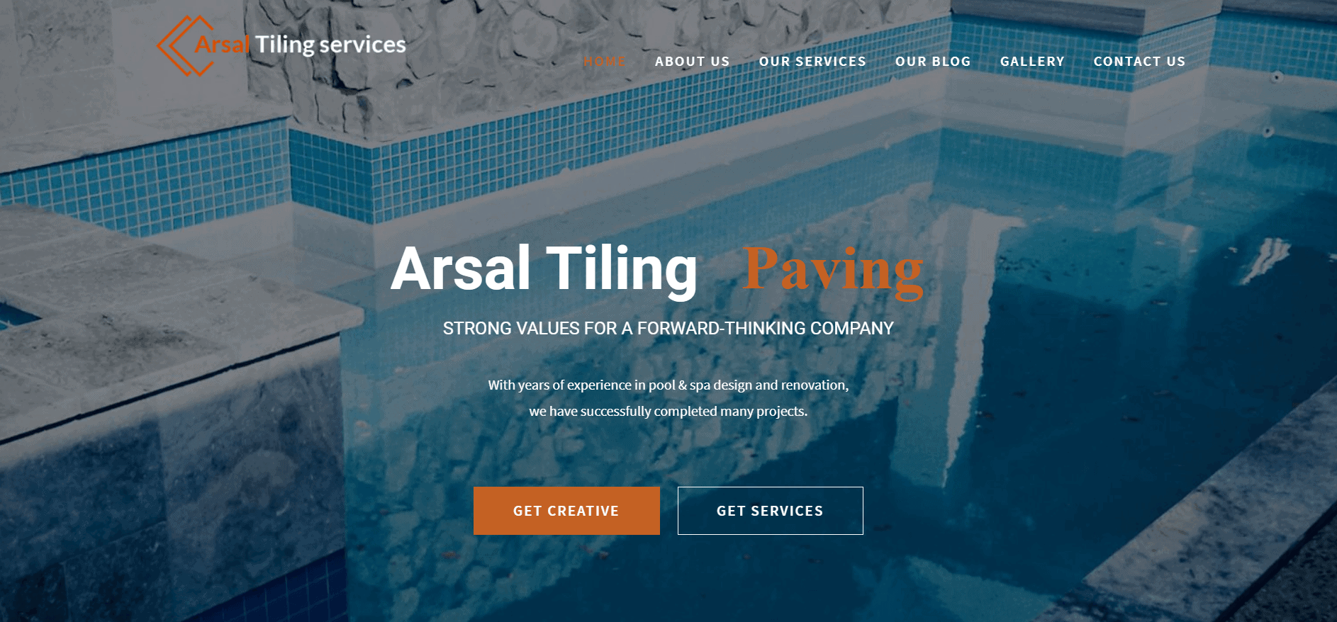 arsal tiling services