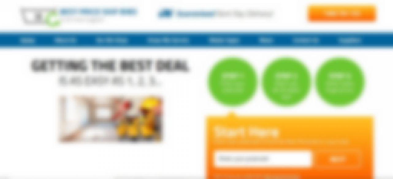 best price skip bins hire