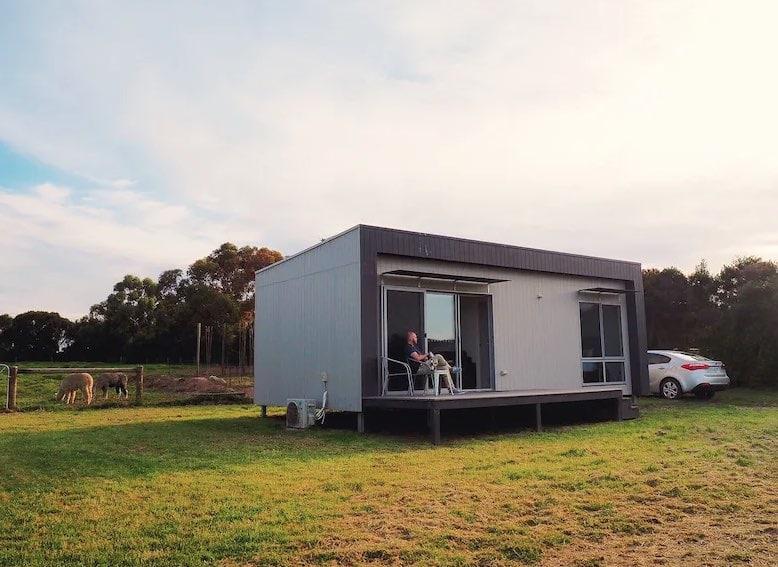 bimbadeen farm retreat, phillip island ask melbourne