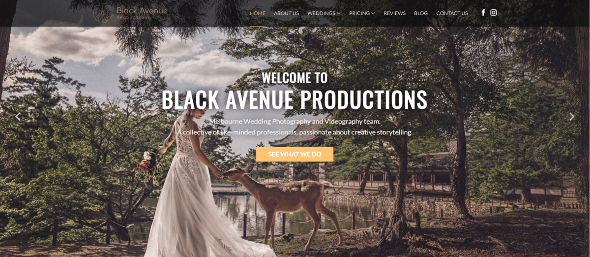 black avenue