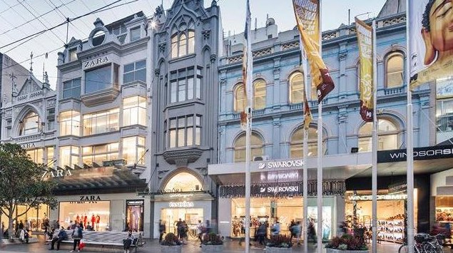 bourke street mall ask melbourne