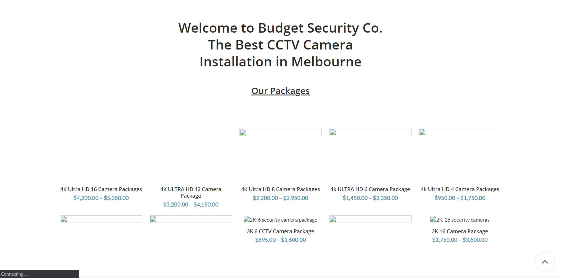 budget security co.
