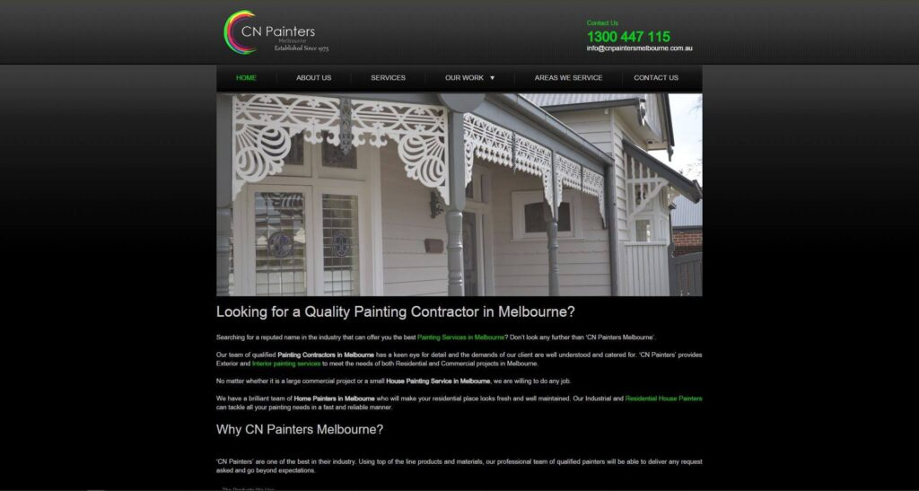 cn painters melbourne