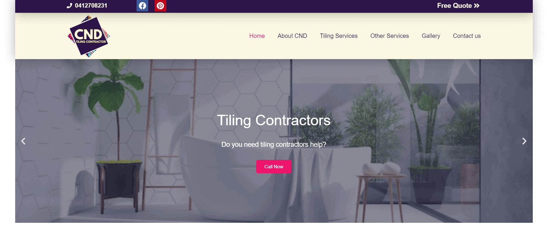 cnd tiling contractors