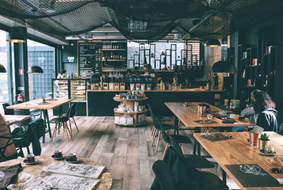 coffee shop with wifi in melbourne