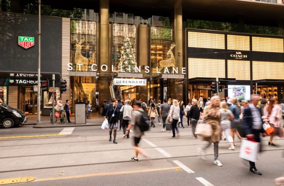 collins street ask melbourne
