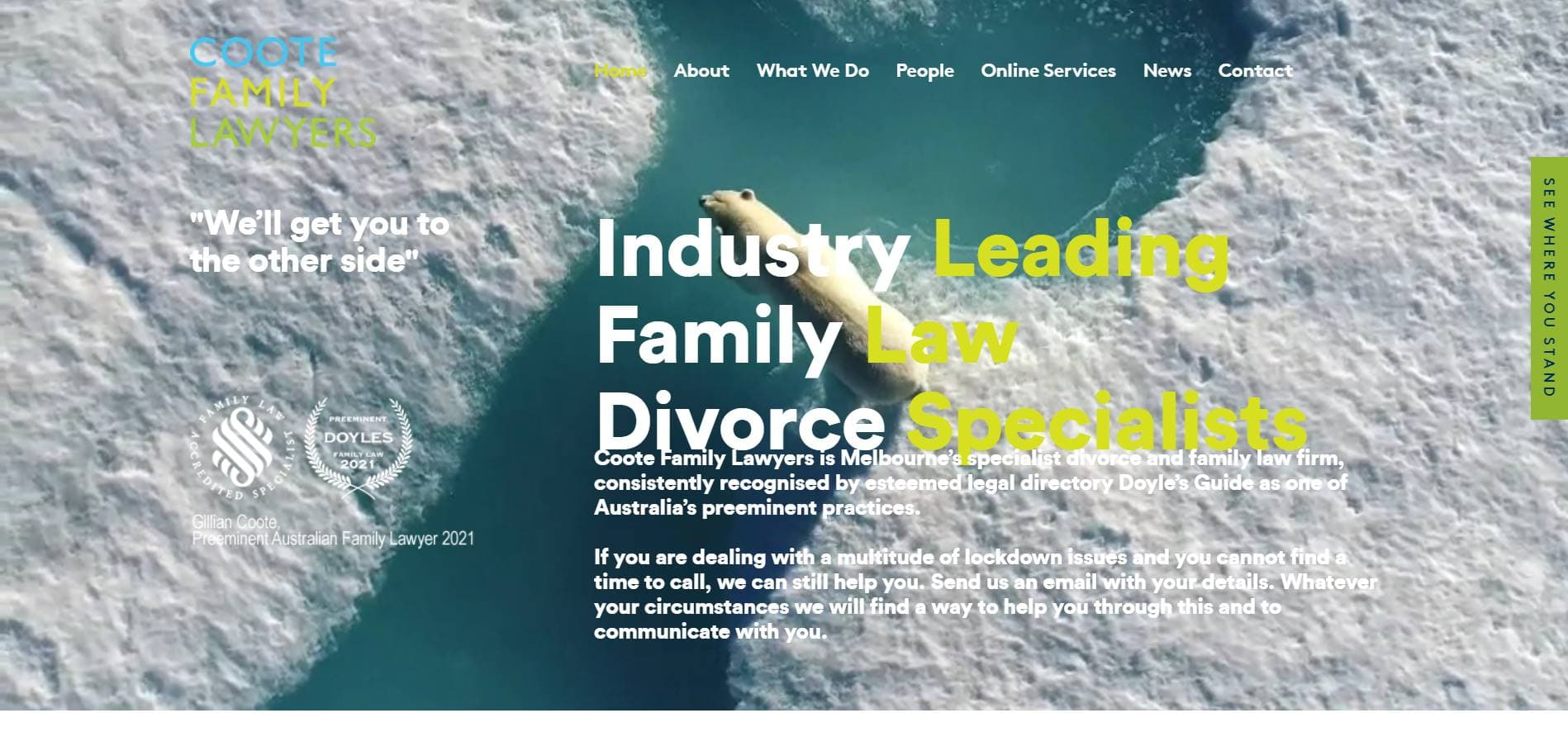 coote family lawyers