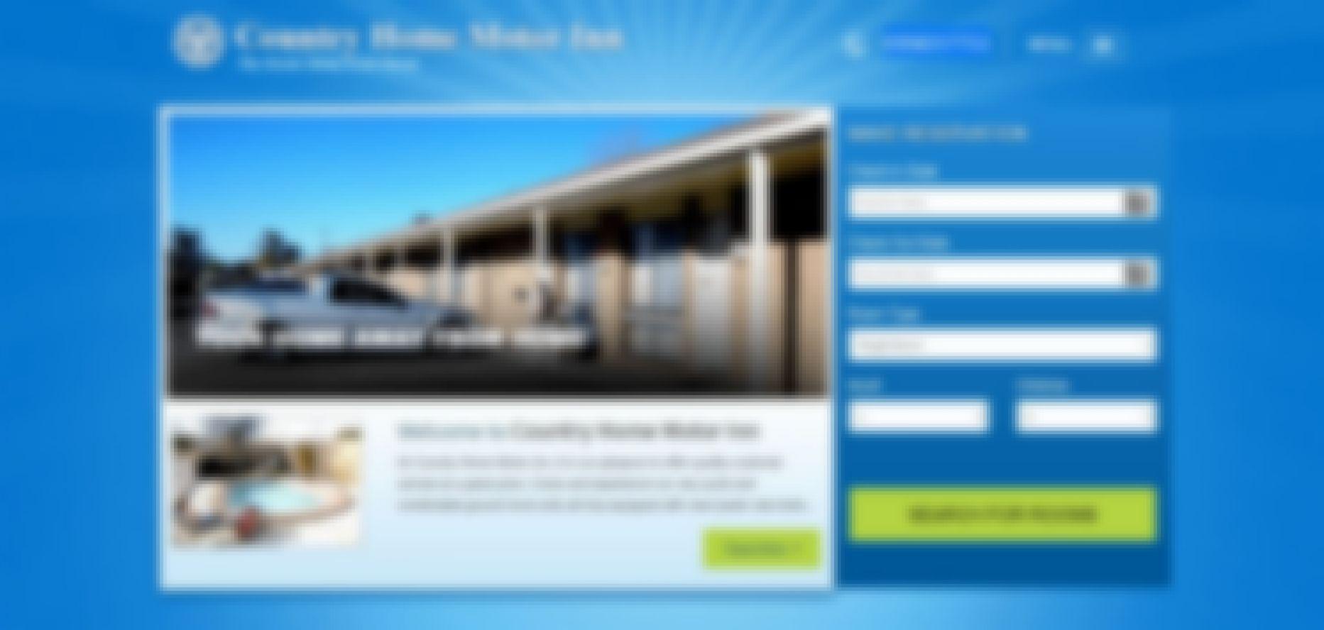country home motor inn