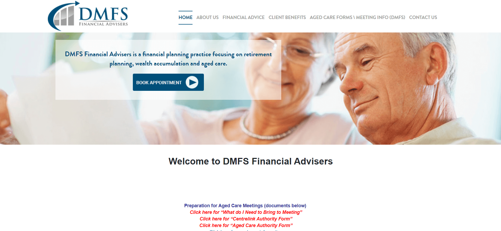dmfs financial advisers
