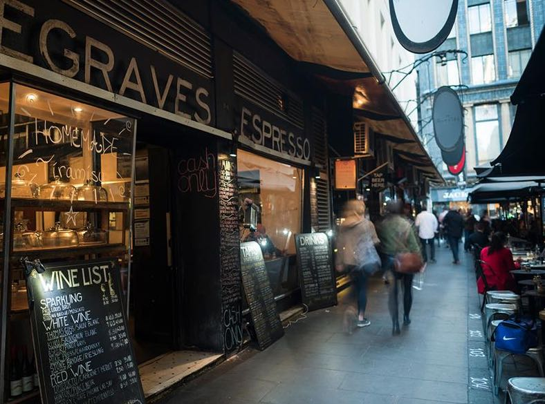 degraves street and centre way ask melbourne