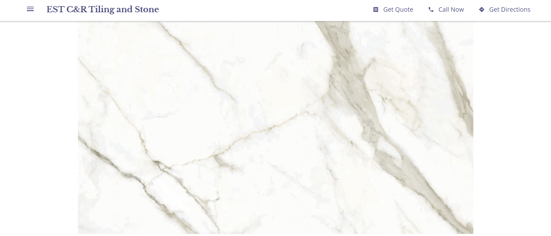 est c r tiling and stone