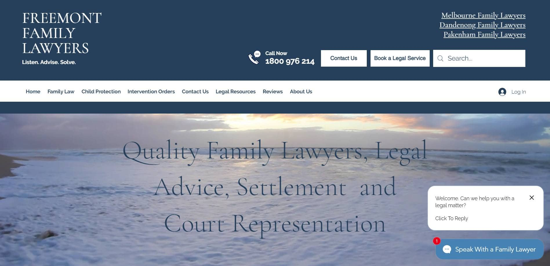 freemont family lawyers
