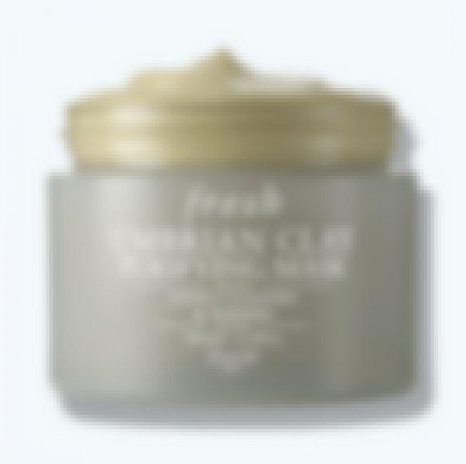 fresh clay mud face mask