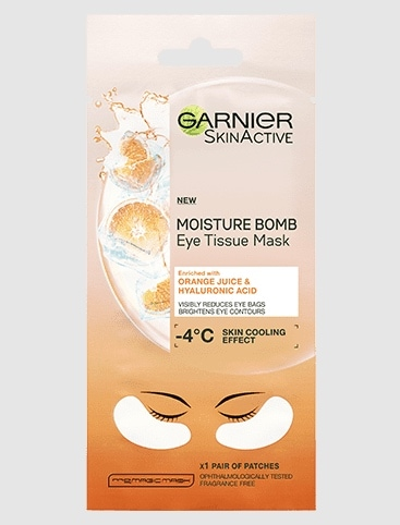 garnier skin brightening face mask