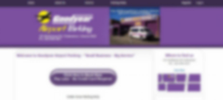 goodyear airport parking