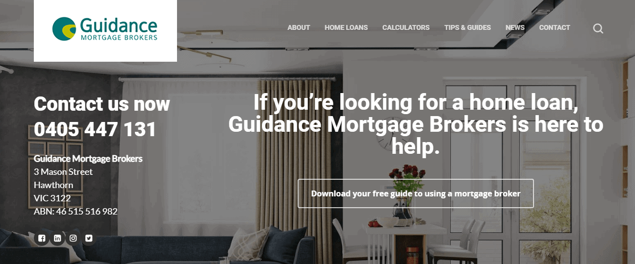 guidance mortgage brokers