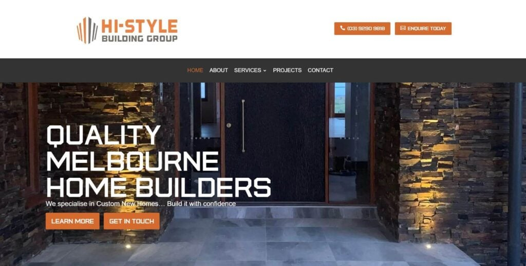 hi style building group