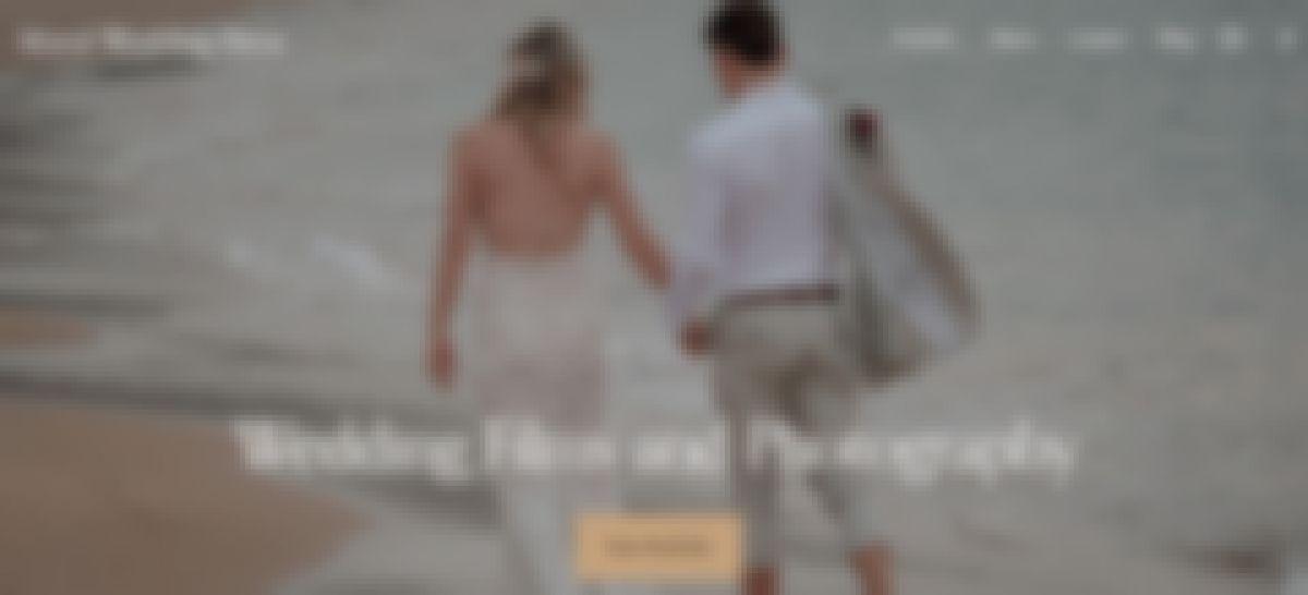 island wedding films