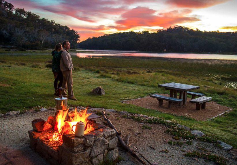 lake catani campground ask melbourne