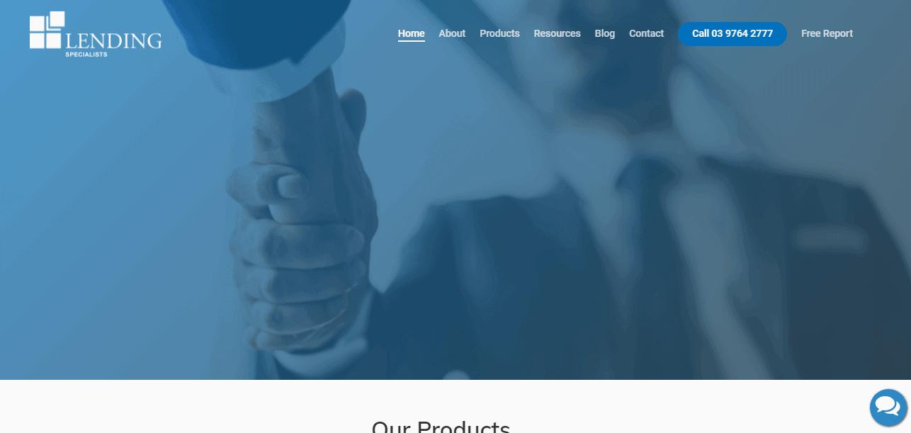 lending specialist