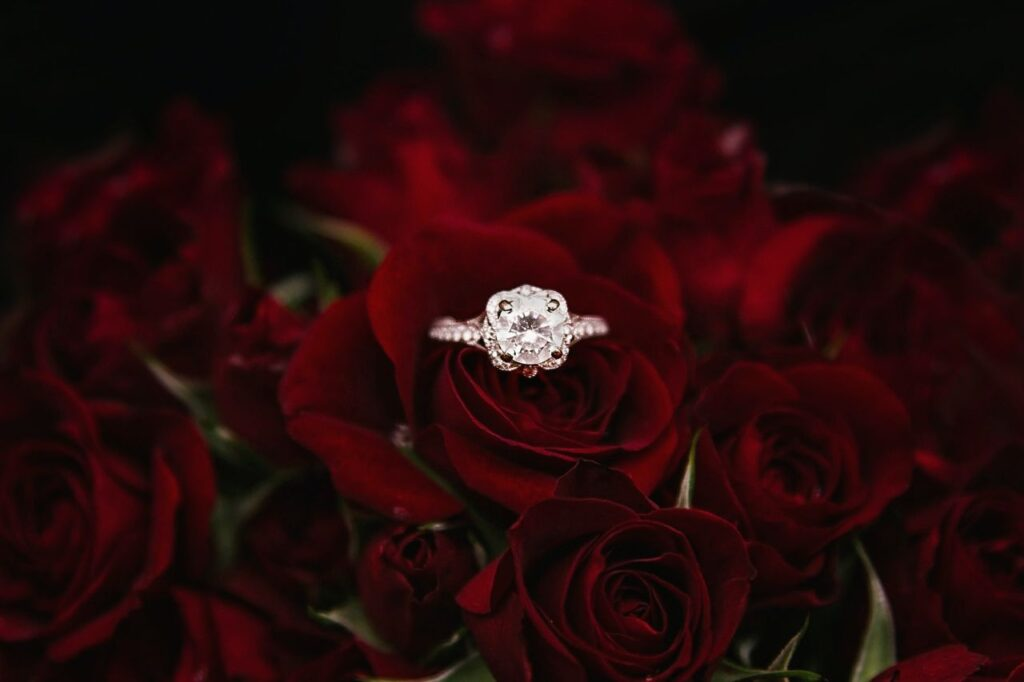loose diamond ring ask melbourne