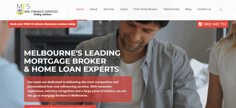 mel finance services
