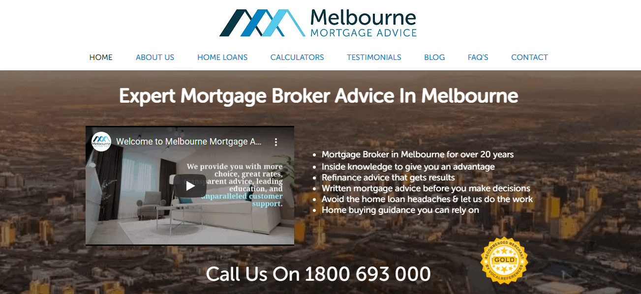 melbourne mortgage advice