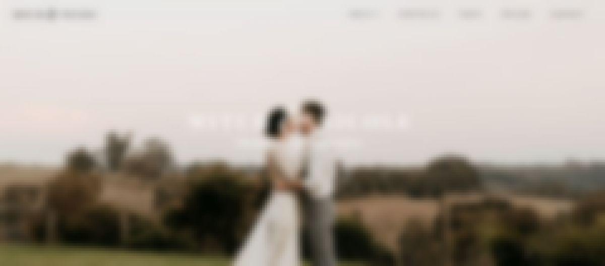 mitch & nicole