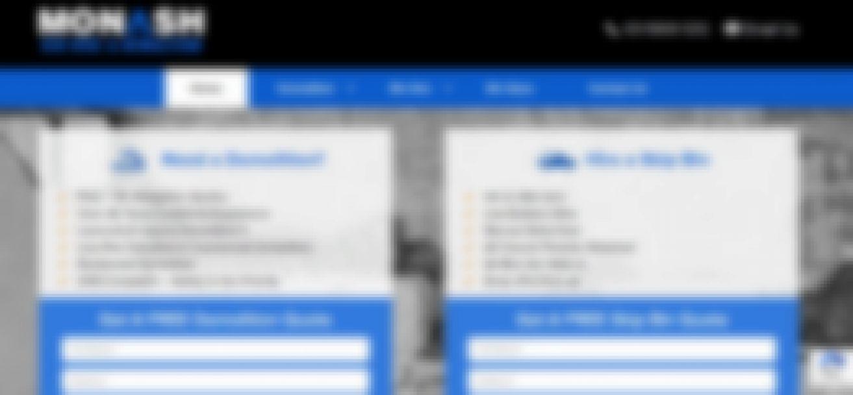 monash bin hire & demolition