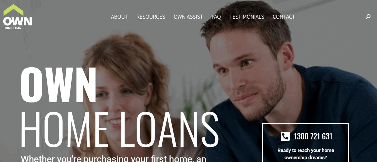 own home loans