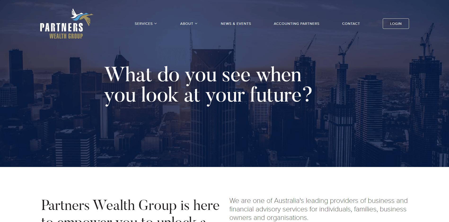 partners wealth group