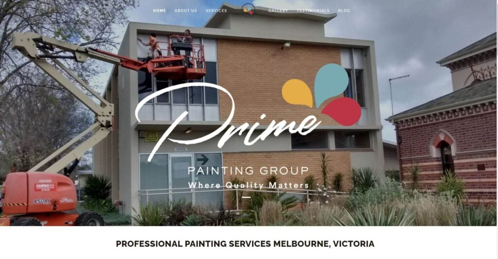 prime painting group