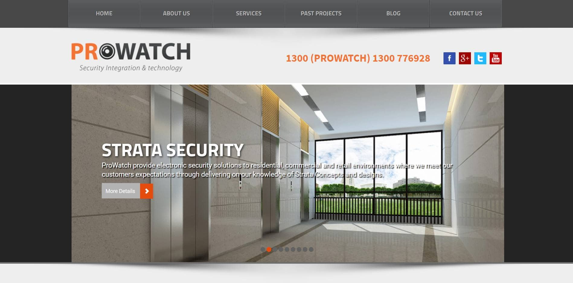 prowatch security