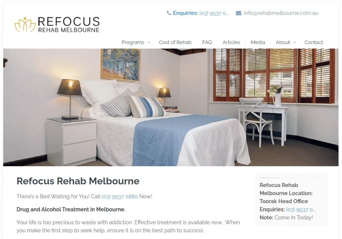 refocus rehab