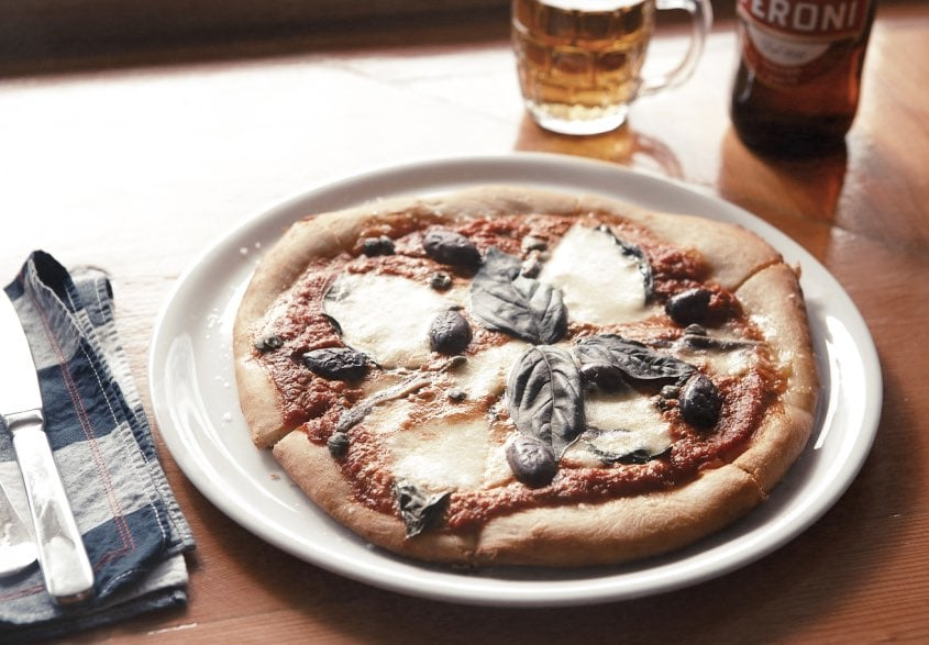 rita's cafeteria pizza place ask melbourne
