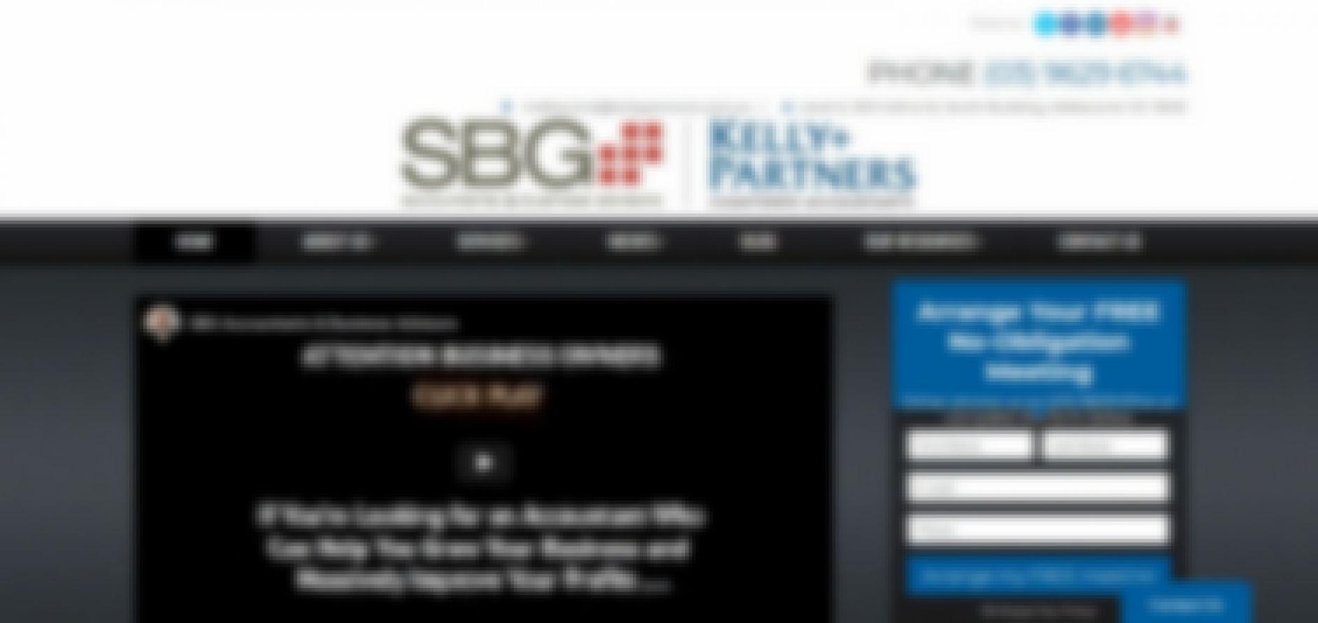 sbg accountants business advisors