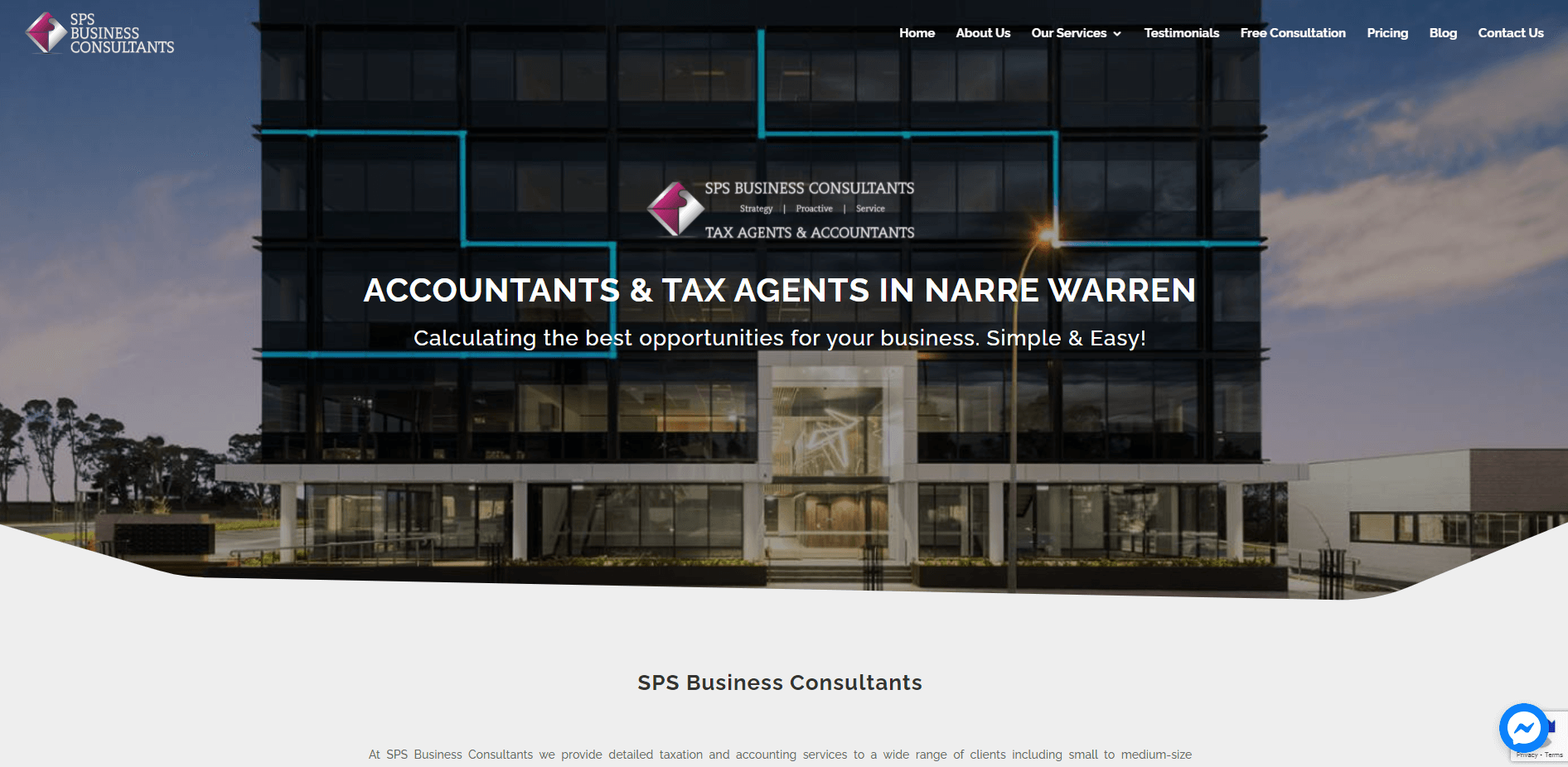 sps business consultants