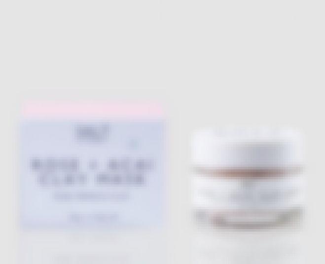 salt by hendrix clay mud face masks