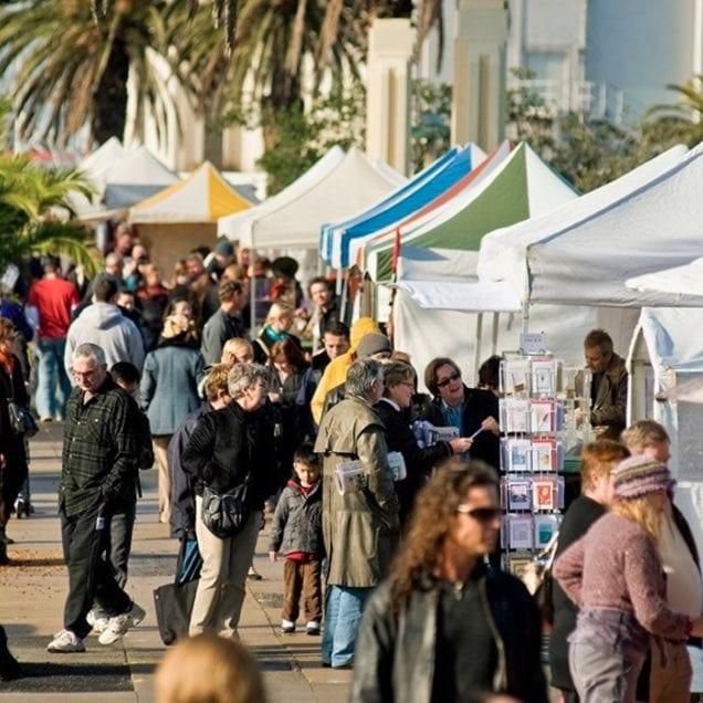 st. kilda esplanade market ask melbourne