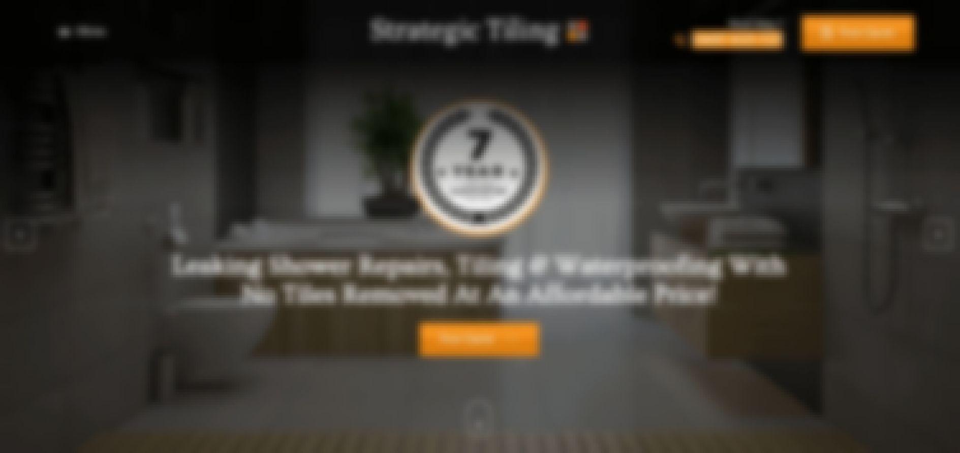 strategic tiling