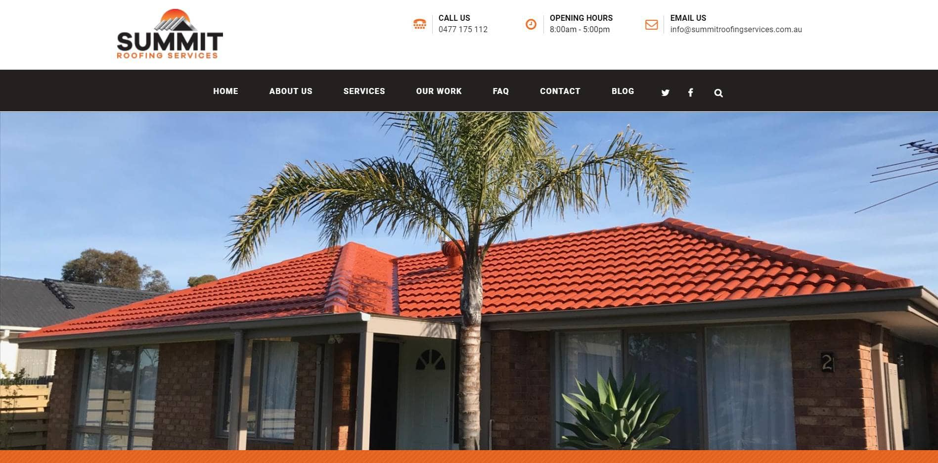 summit roofing services
