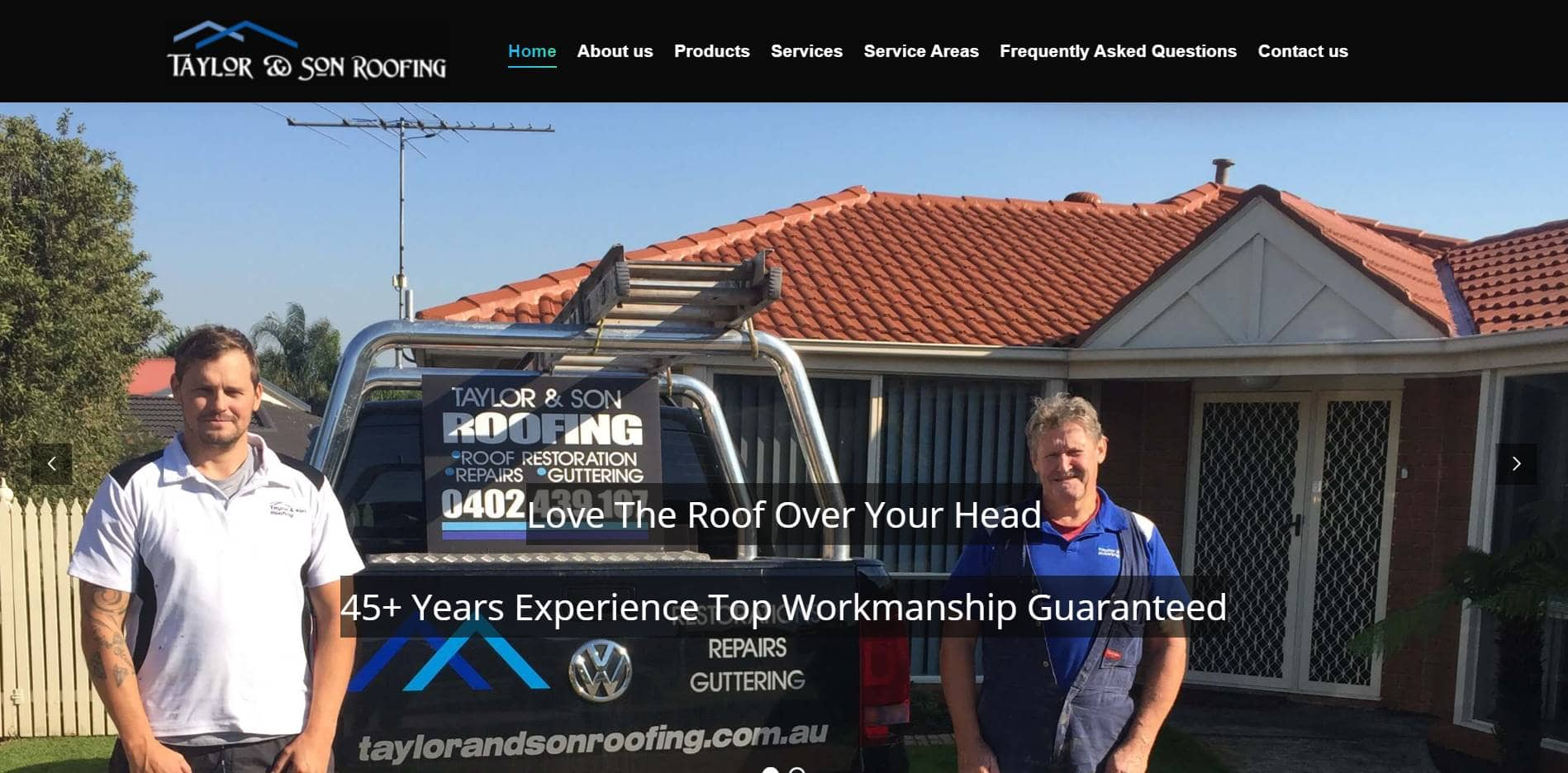 taylor & son roofing