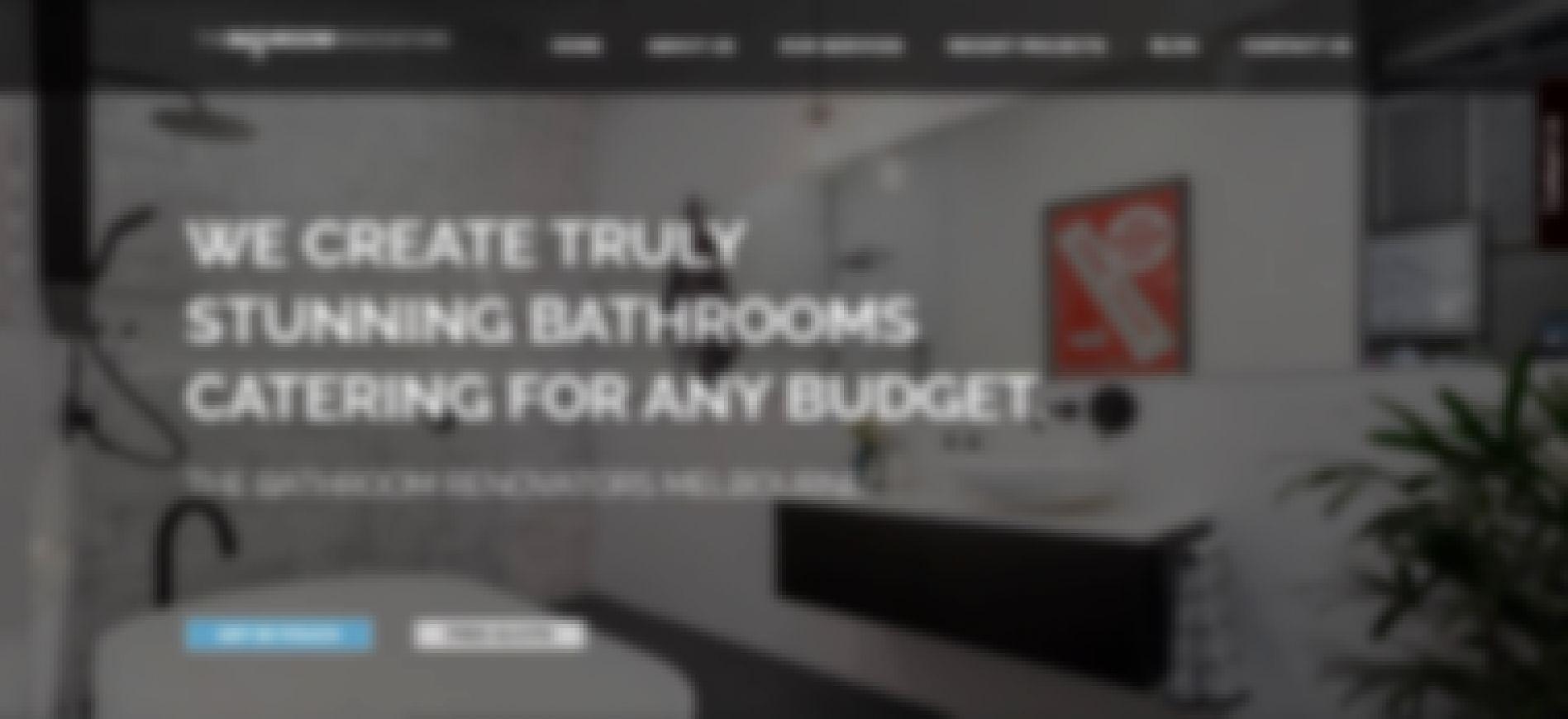the bathroom renovators