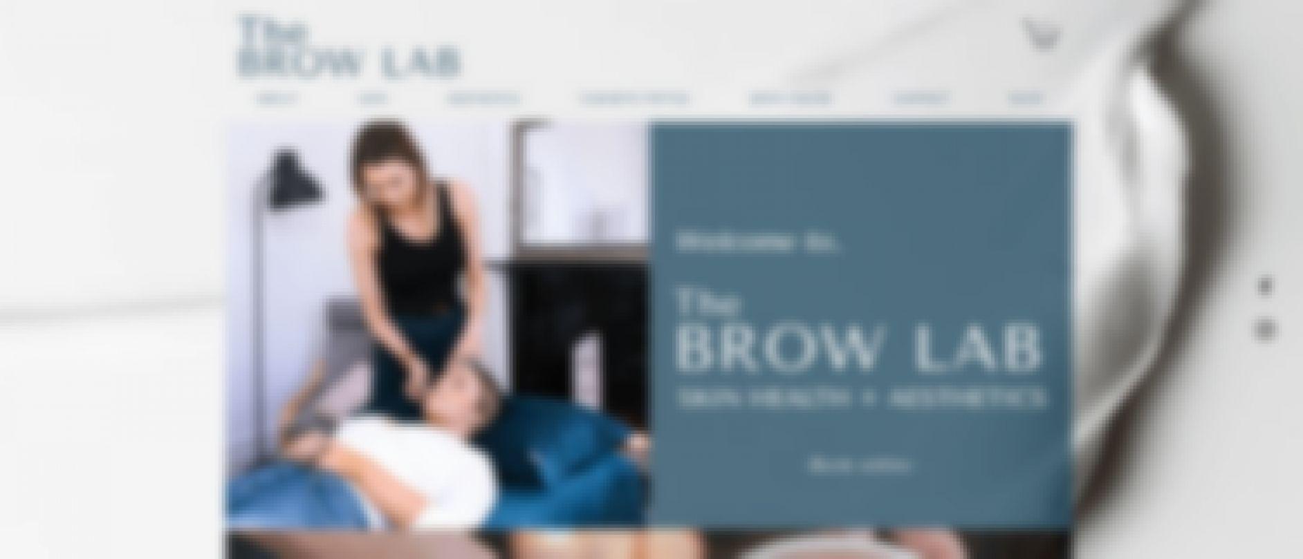 the brow lab