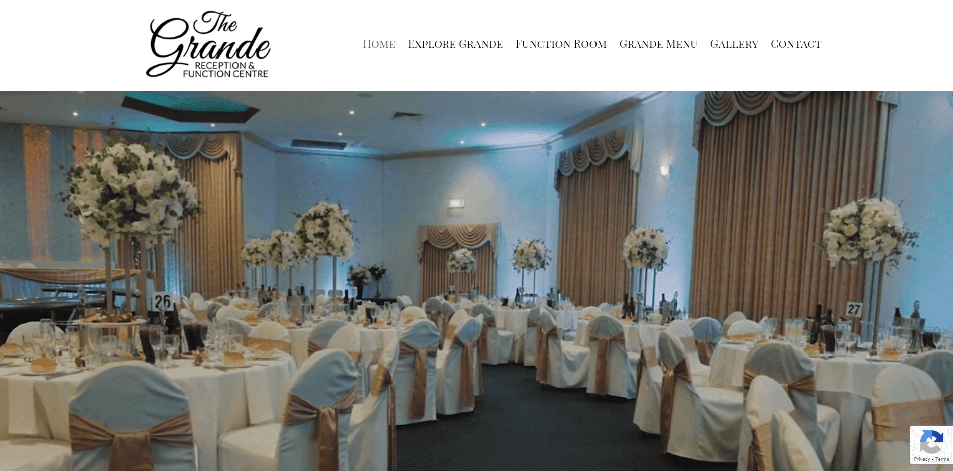 the grande reception and function centre